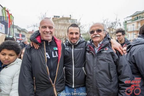 Arrivo della Nazionale a Pineto (5)